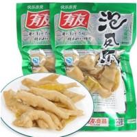 有友-泡凤爪/山椒味(100克/袋)