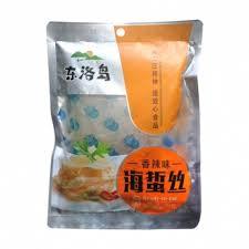 东洛岛-香辣味海蜇丝/190克