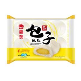 义美-地瓜包子/360克