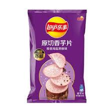 乐事-海盐黑胡椒味香芋片/60克