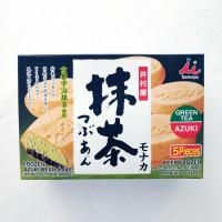井村屋-抹茶红豆汉堡冰淇淋/5个装 300毫升