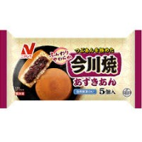 日本-今川烧铜锣烧/5粒装 400克