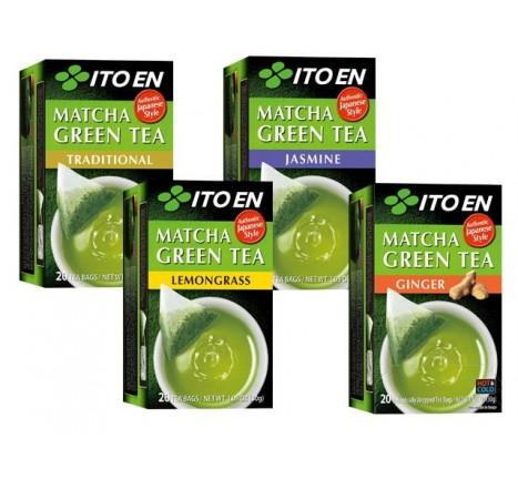 ITOEN-绿茶茶包/盒