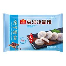 利口福-豆沙水晶饼/360克