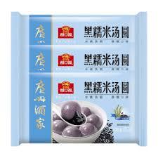 利口福-黑糯米汤圆/200克