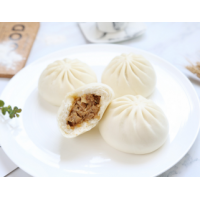 包子-笋丁酱肉包/10个(冷冻装)