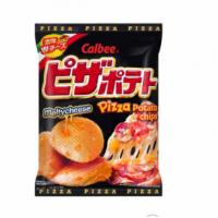 A卡乐比-厚切披萨味薯片/63克