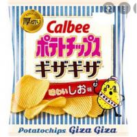 A卡乐比-盐烧味薯片/60克