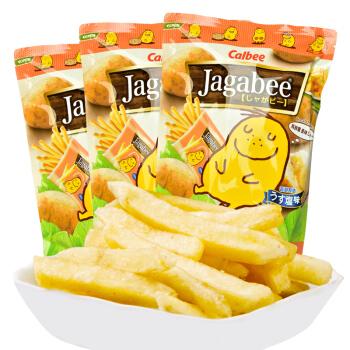A卡乐比-黄油酱油味薯条三兄弟袋装/40克
