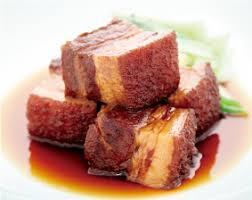 卤猪五花肉/每盒
