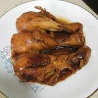 卤鸡腿/每盒
