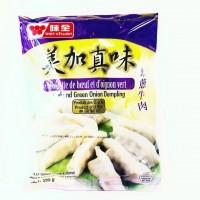 味全-京葱牛肉水饺/595克