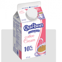 QUEBON-咖啡用奶油/10% 473毫升