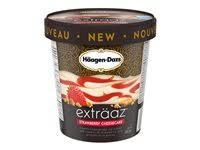 哈根达斯-草莓芝士蛋糕冰淇淋/桶500毫升