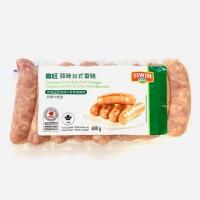 喜旺-蒜味台式香肠/600克