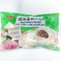ASIAN CHOICE-圆白菜猪肉包/510克