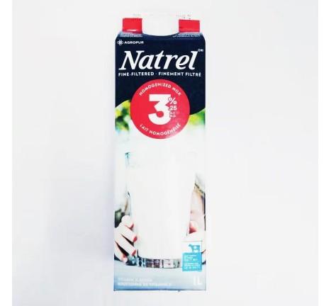 NATREL-鲜牛奶3.25% /1升装