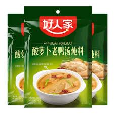 好人家-酸萝卜老鸭汤调料/350克