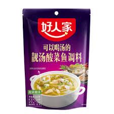 好人家-靓汤酸菜鱼调料/300克