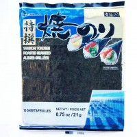 TAKAOKAYA-寿司海苔 10片装