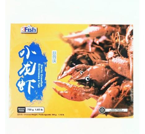 3FISH-十三香小龙虾/750克