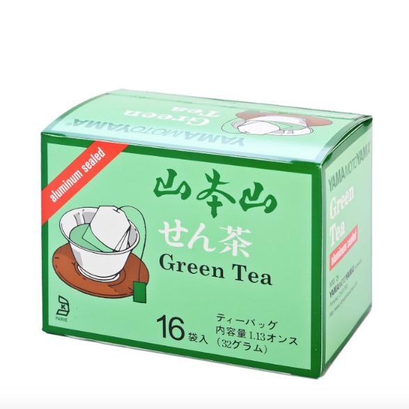 山本山-绿茶/盒16包