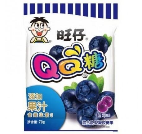 旺仔-QQ糖/蓝莓味