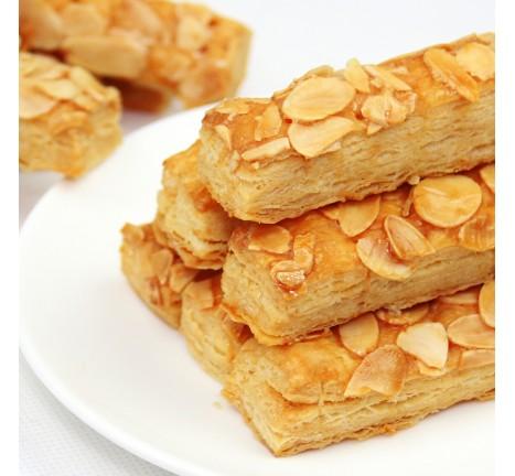手工酥饼-杏仁条/每盒
