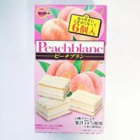 波本-白桃蛋糕/99克