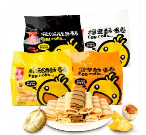 咔罗卡曼-菠萝酥/219克