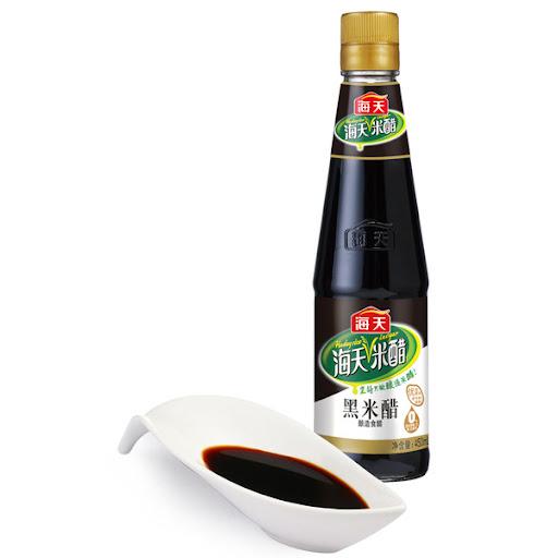 海天-黑米醋酿造食醋/450毫升