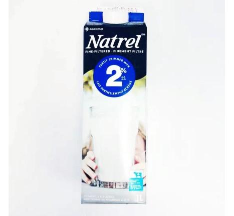 NATREL-鲜牛奶.2%/1升装