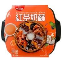 生和堂-点翠红茶奶酥草本养生甜品火锅