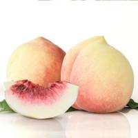 新鲜水果-有毛白桃/一磅左右