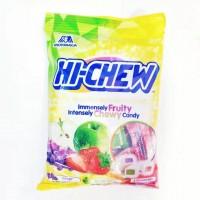 HI-CHEW-草莓苹果葡萄水果糖/袋100克