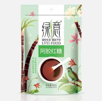 绿意-枣姜红糖/300克