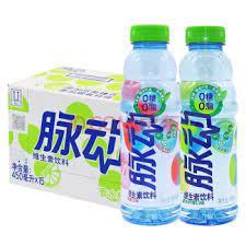脉动-零糖香水柠檬口味/450毫升