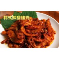 A腌制韩式辣猪腿肉/每盒