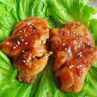 盛唐腌制烧烤奥尔良鸡腿肉/盒(生肉)