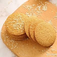手工酥饼-芝麻薄脆/每盒