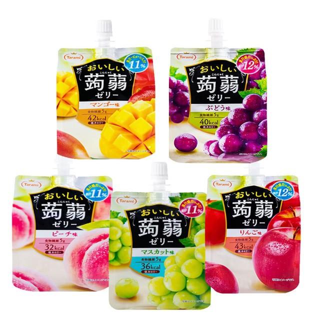 Tarami-芒果味蒟蒻果冻/150克