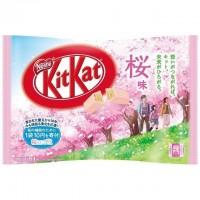 A雀巢-樱花巧克力饼干/149克