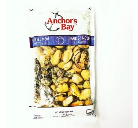 ANCHOR'S BAY-青口肉/340克