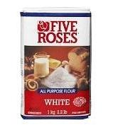 FIVE ROSES-全能面粉/1千克