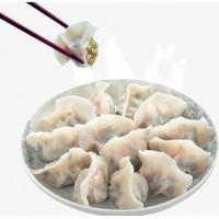 手工猪肉香菜虾水饺/20个
