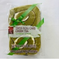 happy clover-绿茶瑞士卷/200克