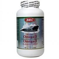 BEC-海豹油/500粒(瓶)