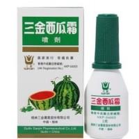 三金-西瓜霜喷剂/3克