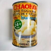 巧口-鹌鹑蛋罐头/225克