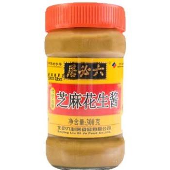 六必居-芝麻花生酱 /300克